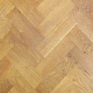 European Solid Oak Rustic Blocks