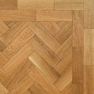 Prime Oak Tumbled Solid Blocks