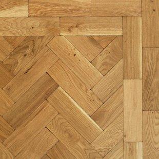 Rustic Oak Tumbled Solid Blocks