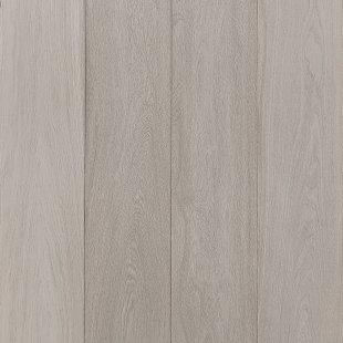 Elegance Oak Select AB Mystical Grey Lacquered