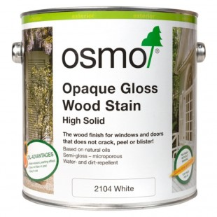 Osmo Opaque Gloss Woodstain